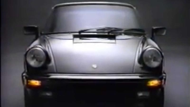 Watch Some Porsche Commercials From 1983