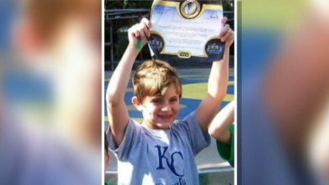 Dad Mourns Son Killed by Airport Sign