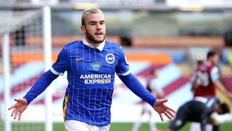 Burnley miss out on Premier League points record as Brighton claim victory