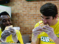 Subway Australia says it 'makes no apology' for helping franchise owners increase profits amid explosive claims of underpaying staff and a 'toxic culture of bullying'