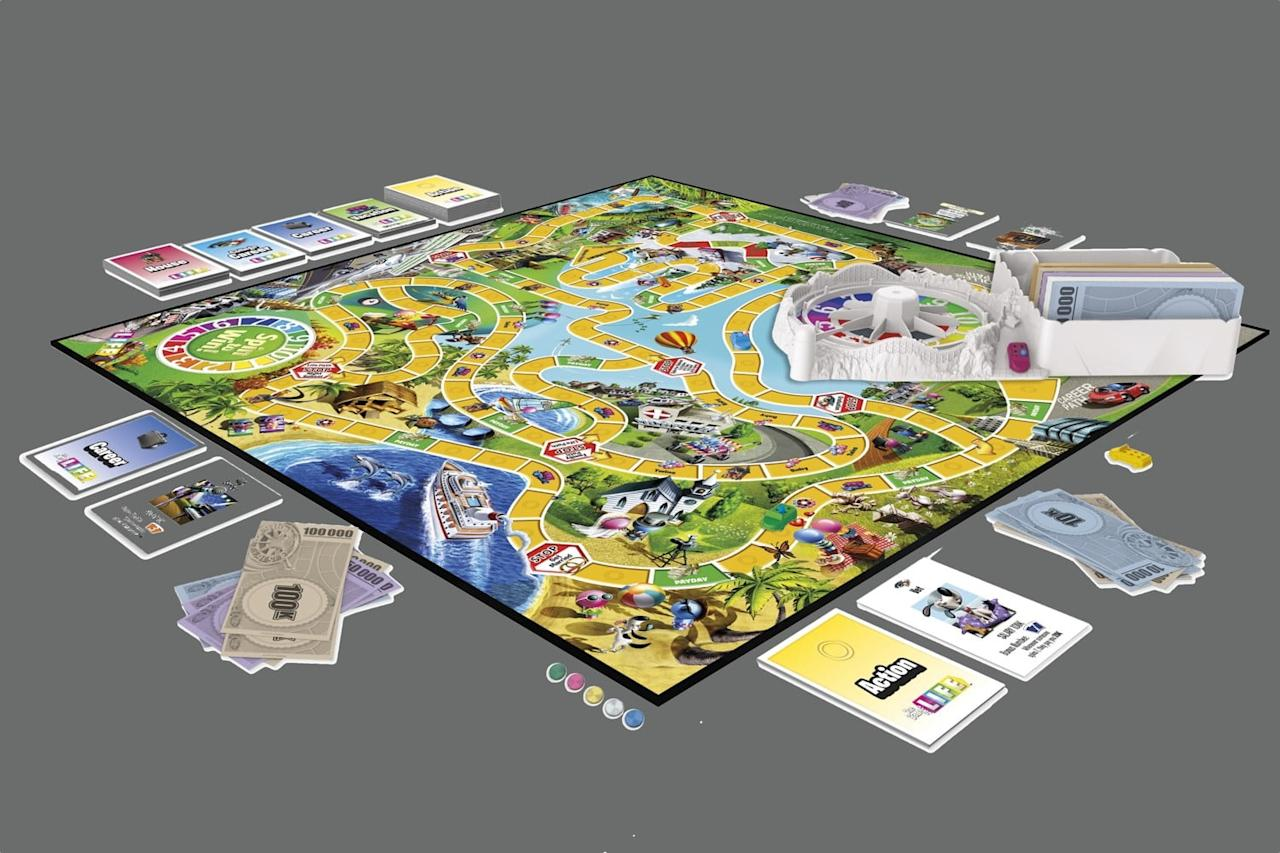 While the Game of Life is 60 years old, it's remained unchanged -- until now. Working with TripAdvisor, Hasbro is adding vacations to the game for the first time. Players can pick destinations, and encounter travel headaches.