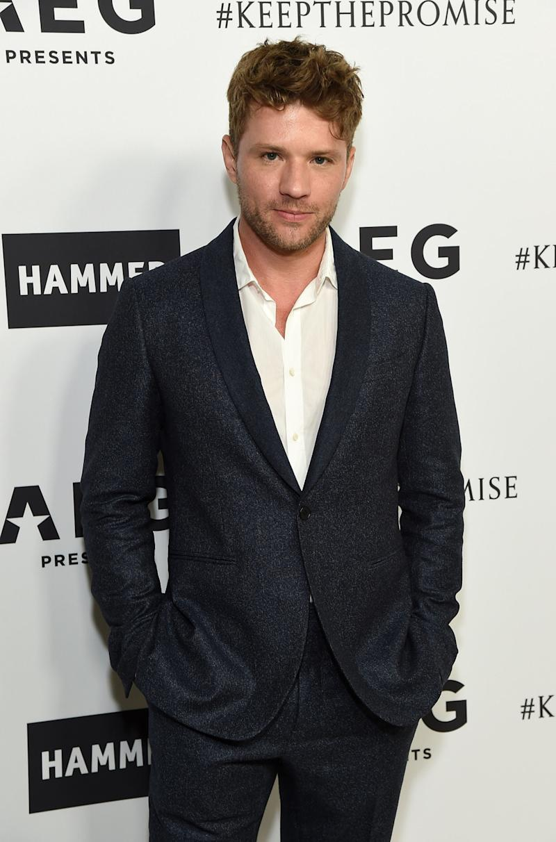 Ryan Phillippe Is Adamant He's Not Dating Katy Perry