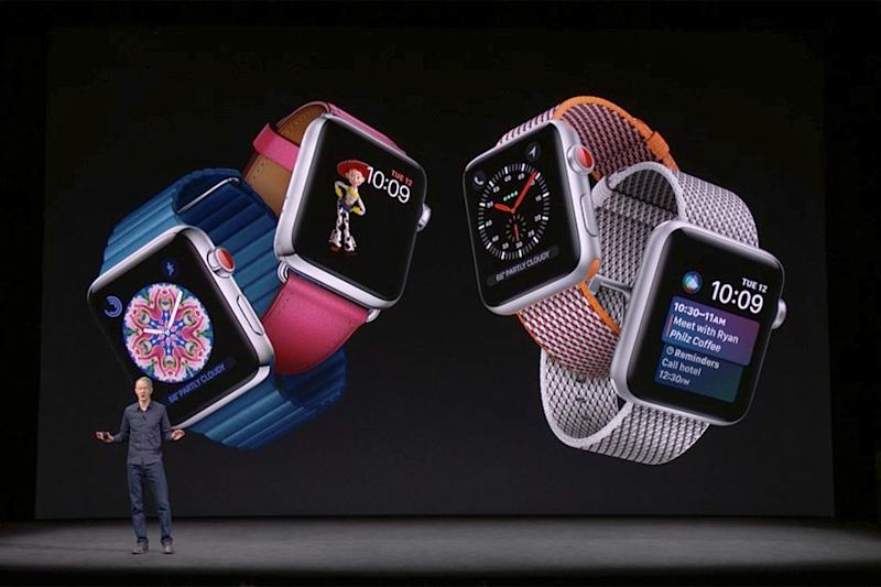 Apple Watch Series 3 buying guide family