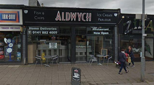 The cafe has put a legal waiver in place for customers to sign before consuming the spicy dessert. Source: Google Maps