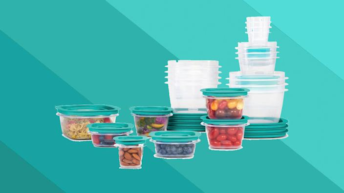 A top-notch food storage container set for less than $20? Sign us up.