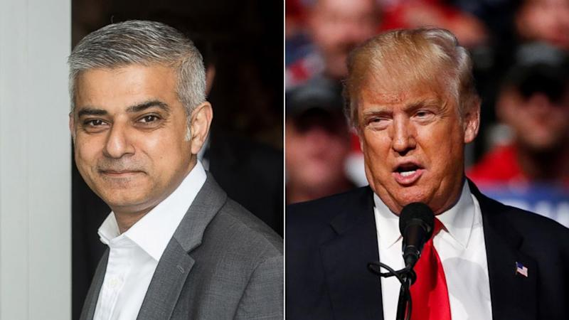 London's New Muslim Mayor Fears Donald Trump Would Keep Him Out of US