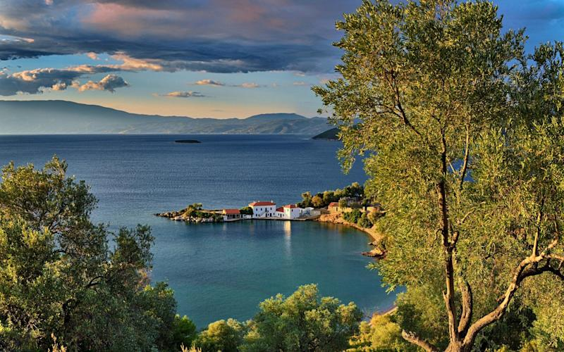 Pelion, Greece - Getty