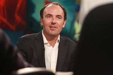Kyle Bass, founder and principal of Hayman Capital Management. (Photo by Rob Kim/Getty Images)