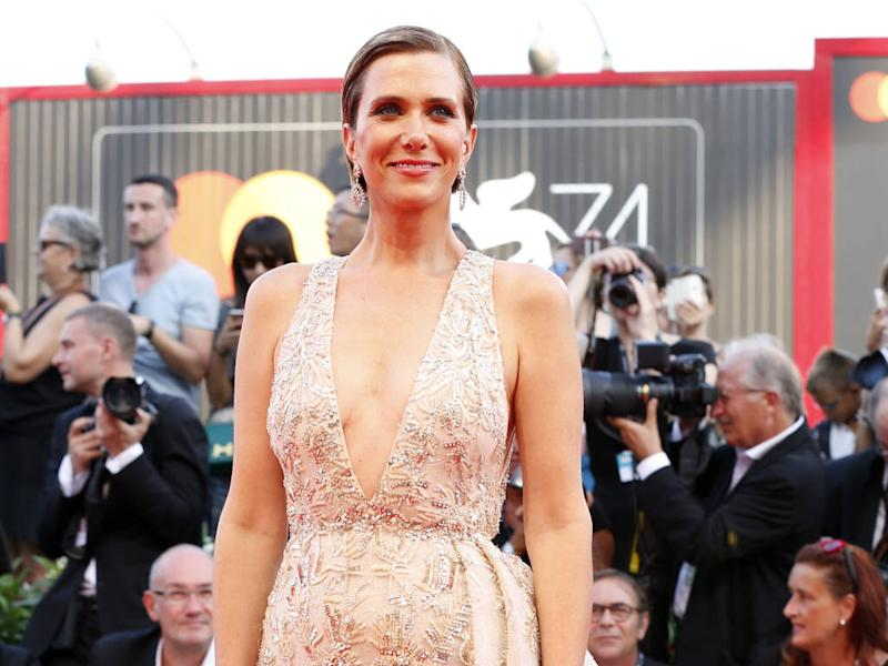 Kristen Wiig: 'Getting in shape for Wonder Woman was tough'