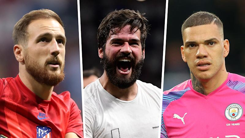 Alisson, Oblak and Ederson lead nominees for inaugural Trophee Yachine