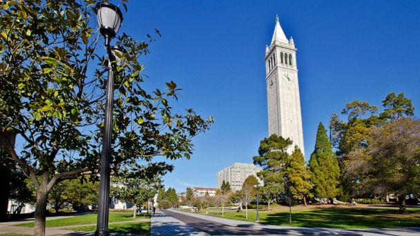 PHOTO: The University of California, Berkeley is seen here in this undated stock photo. (Geri Lavrov/Getty Images)