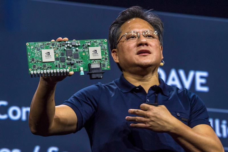 NVIDIA Corporation (NVDA) Receives Consensus Recommendation of