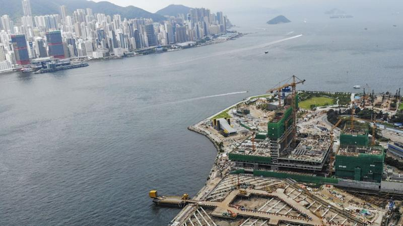 Parent firm of sacked contractor Hsin Chong Construction in HK$5.9 billion Hong Kong arts hub row files dispute notice over M+