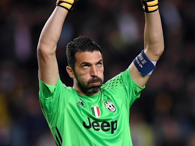 Buffon thinks Juventus can go on and win the competition (Getty)