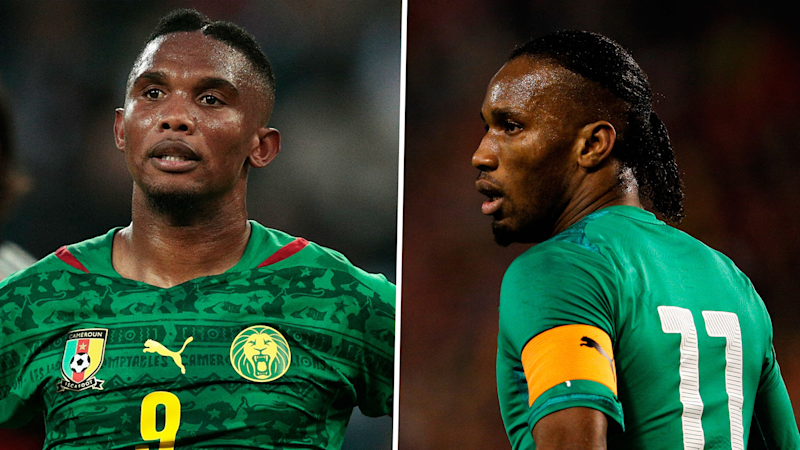 'You're just SH*T!' - Eto'o & Drogba slam medical professors over 'racist' remarks coronavirus vaccine tests should be conducted in Africa