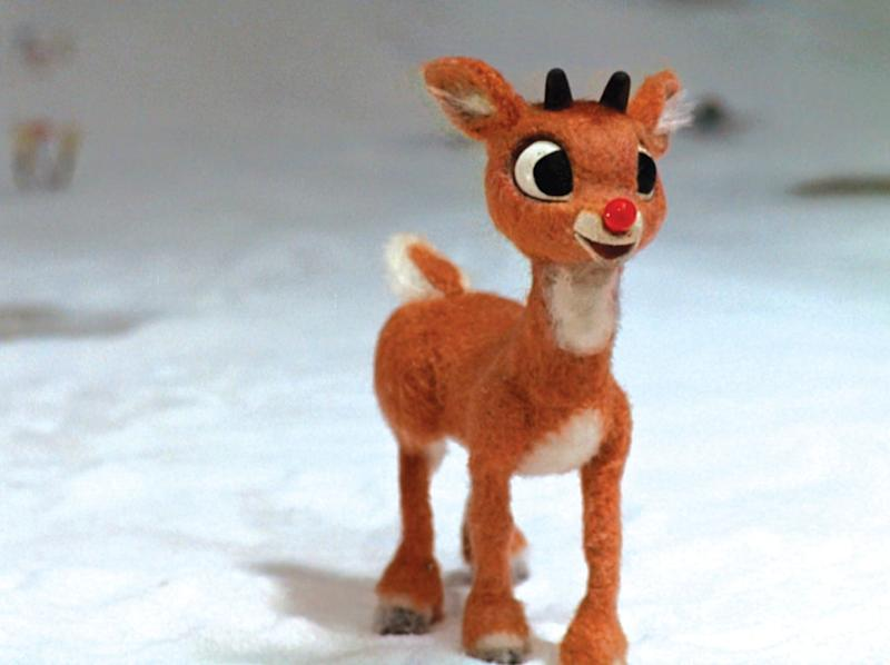The 6-inch figure of Rudolph that is available for auction from Profiles in History (Photo: Profiles in HIstory)