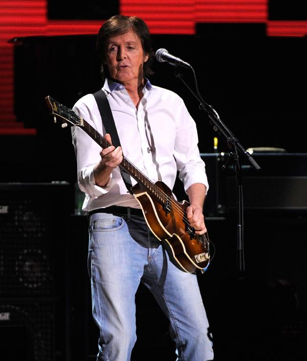 Paul McCartney Records Message for 'Voices Against Violence'