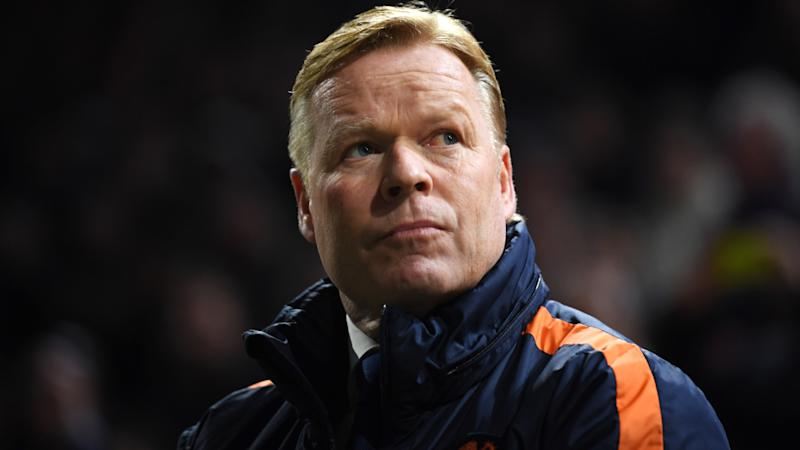 Bartomeu confirms Koeman will be new Barcelona coach - nine months after turning them down