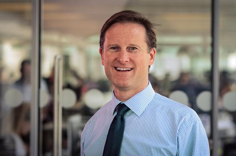 Hargreaves Lansdown CEO Chris Hill. Photo: Hargreaves Lansdown