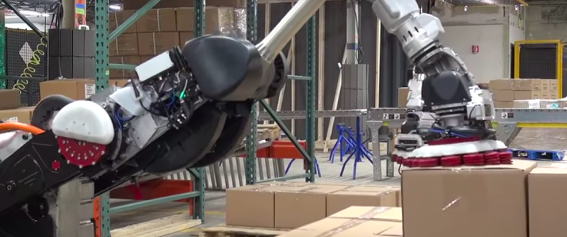 Boston Dynamics' new robot looks like a giant mechanical bird