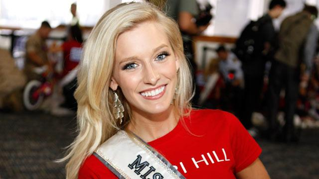 Miss America Contestant Will Have Breasts Removed After Pageant