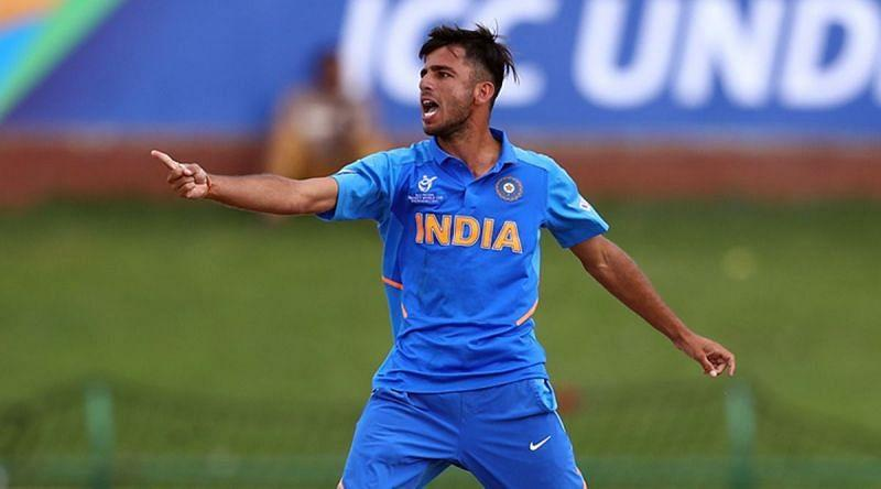 Ravi Bishnoi was the leading wicket-taker in the U-19 CWC .