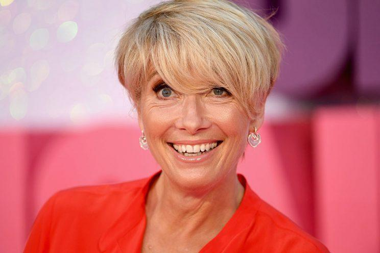 Emma Thompson is rumoured to have dropped to dress sizes thanks to the Louise Parker method [Photo: Getty]