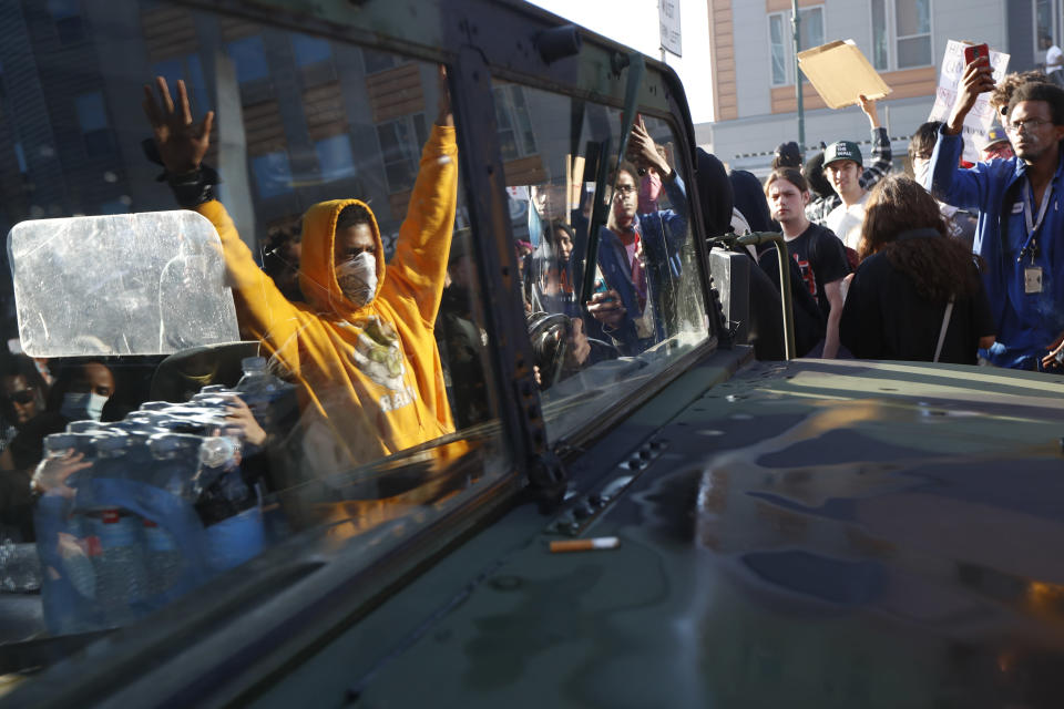 We can't blame peaceful protesters for the violent acts of ... |Minneapolis Protests Washburn