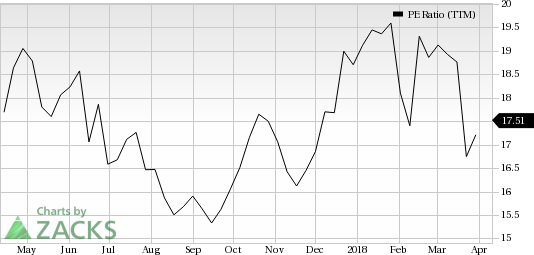 Nucor (NUE) seems to be a good value stock and boasts decent revenue metrics to back up its earnings.