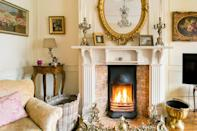 """<p>With its antique furniture and period charm, this Dublin Airbnb in the south of the city invites you to step into another world as you relax in the beautiful home. Set among tree-lined streets, the townhouse is filled with treasures and heirlooms, giving you a place to stay that's filled with character and original features, including a claw foot cast iron bathtub, period fireplaces and a canopy bed swathed in silk.</p><p><strong>Sleeps: </strong>8</p><p><a class=""""link rapid-noclick-resp"""" href=""""https://airbnb.pvxt.net/YgyXge"""" rel=""""nofollow noopener"""" target=""""_blank"""" data-ylk=""""slk:SEE INSIDE"""">SEE INSIDE</a></p>"""