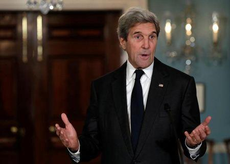 John Kerry: US election is 'downright embarrassing'
