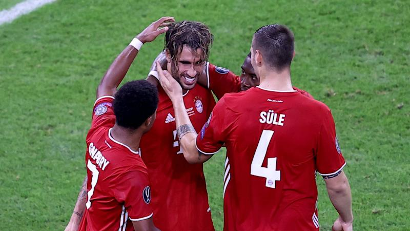 Sometimes football writes these stories – Flick delighted for Bayern's match-winner Martinez