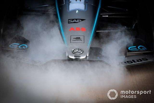 "Mercedes Benz EQ, EQ Silver Arrow 01 <span class=""copyright"">Simon Galloway / Motorsport Images</span>"