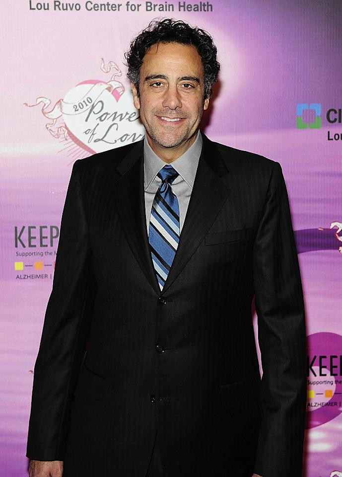 "April 14: Brad Garrett turns 51 Steven Lawton/<a href=""http://www.filmmagic.com/"" target=""new"">FilmMagic.com</a> - February 27, 2010"