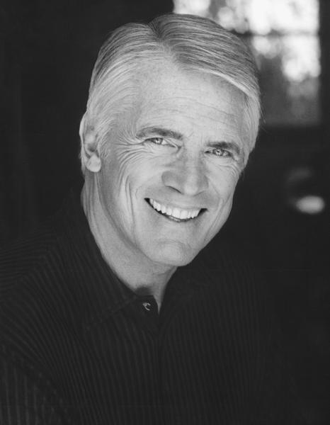 "This undated photo released by Katherine Thorp shows Chad Everett, the star of the 1970s TV series ""Medical Center."" Everett, who went on to appear in such films and shows as ""Mulholland Drive"" and ""Melrose Place,"" died Tuesday, July 24, 2012. He was 75. (AP Photo/Courtesy Katherine Thorp)"