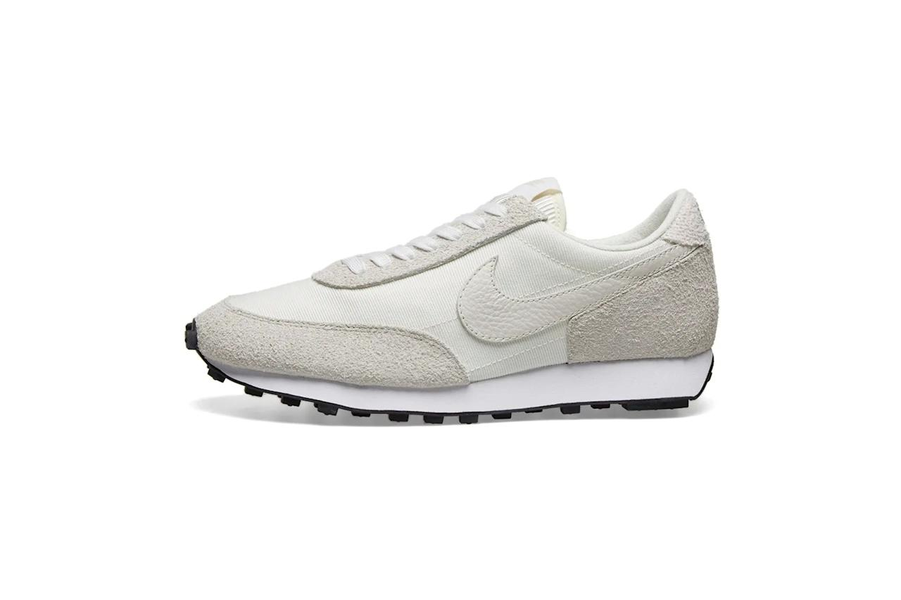 """When you're ready to wave the white flag on sneaker trends, these guys are here for you. —Megan Gustashaw $89, End Clothing. <a href=""""https://www.endclothing.com/us/nike-daybreak-ct3441-100.html"""">Get it now!</a>"""