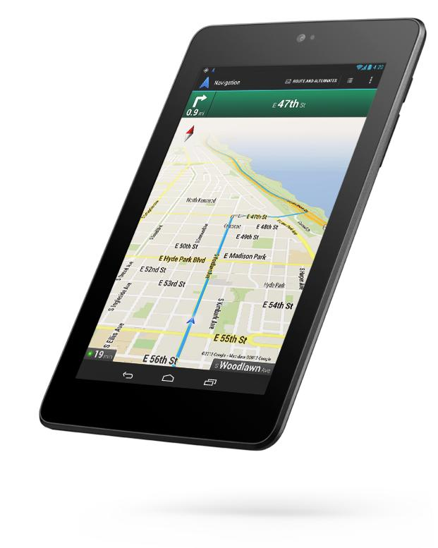 Google's Nexus 7 is available in India in Google Play Store as well as at retail stores.