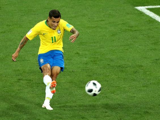 Brazil vs Switzerland, World Cup 2018: Steven Zuber heads home to hold tournament favourites