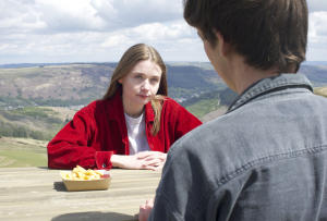 The End of the F***ing World 2x08 - Alyssa