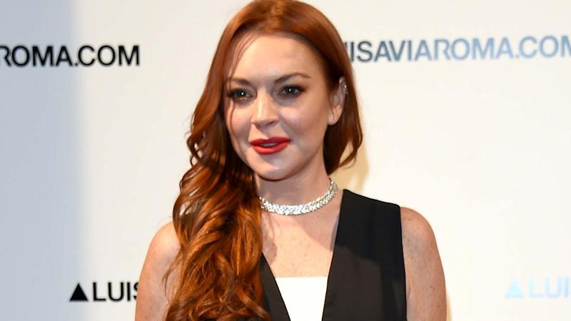 Lindsay Lohan Says the Women Speaking Out About the #MeToo Movement Look 'Weak'