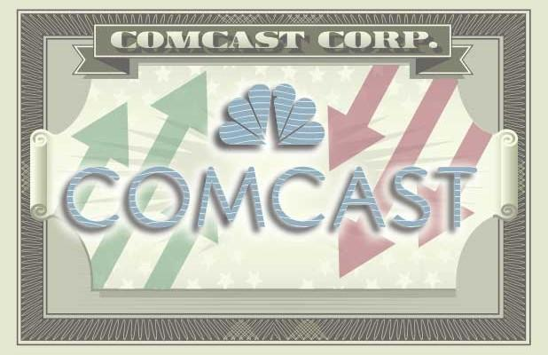 Comcast Shares Get Small Boost After NBCU Unveils Peacock