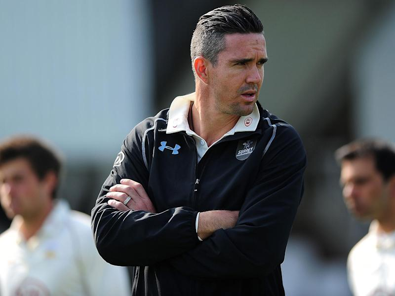 Pietersen has rejoined Surrey for this year's T20: Getty