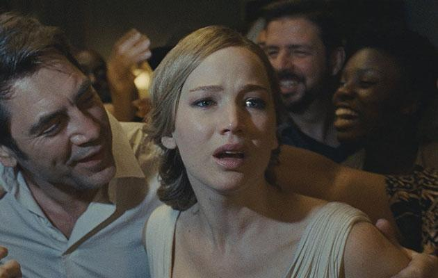 mother! was critically panned with J.Law saying she found out about the
