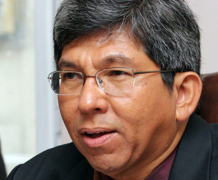 Minister for Communications and Information Yaacob Ibrahim. (PHOTO: Associated Press)
