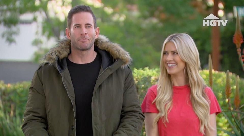 WATCH: Christina Anstead Teases Ex Tarek El Moussa on New Flip or Flop: 'She's Just Hating on Me'