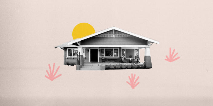 Rental Home (TODAY illustrations / Getty Images)