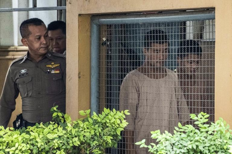 Thailand's top court upholds Myanmar workers' death penalty in British backpacker murders