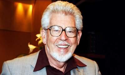 Rolf Harris Charged With Child Sex Offences