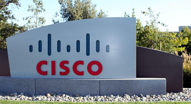 Top Dow Jones Stocks: Cisco Systems (CSCO)