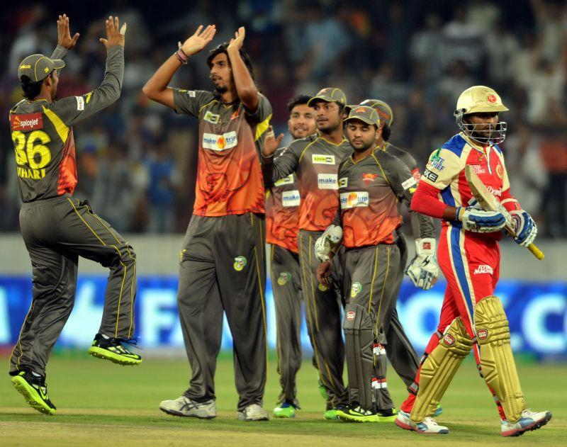 SRH were lauded for their quality bowling attack.